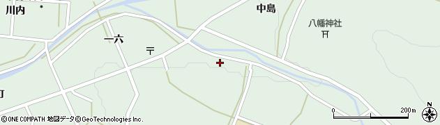 岩手県一関市大東町大原矢ノ目周辺の地図