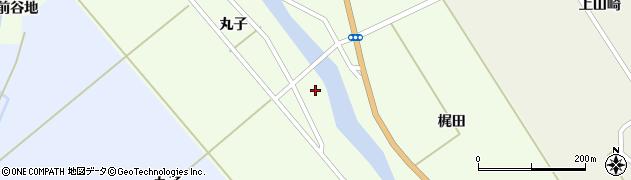 青原院周辺の地図