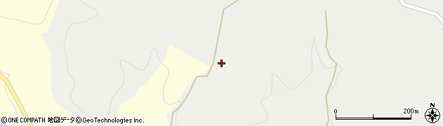 岩手県奥州市衣川十一ケ銘周辺の地図