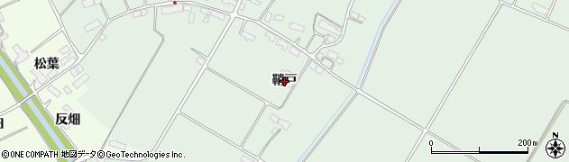 岩手県奥州市水沢姉体町(鞘戸)周辺の地図
