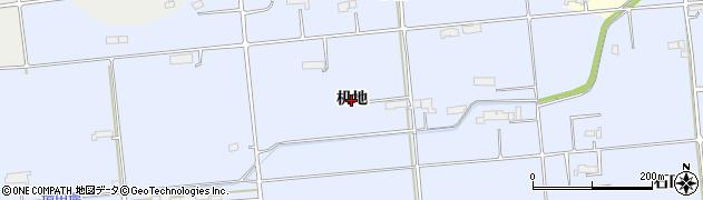 岩手県奥州市胆沢南都田(机地)周辺の地図