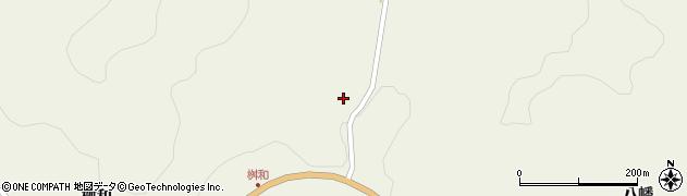 岩手県奥州市江刺伊手(堀切)周辺の地図