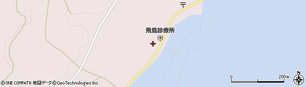 山形県酒田市飛島勝浦甲59周辺の地図