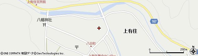 八幡寺周辺の地図