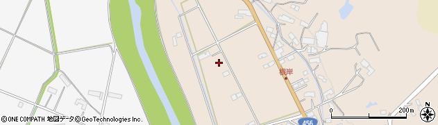 岩手県奥州市江刺岩谷堂(内ノ町)周辺の地図