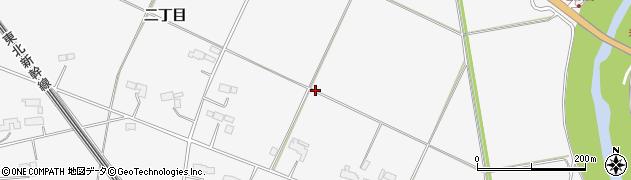 岩手県奥州市江刺稲瀬(宝禄)周辺の地図