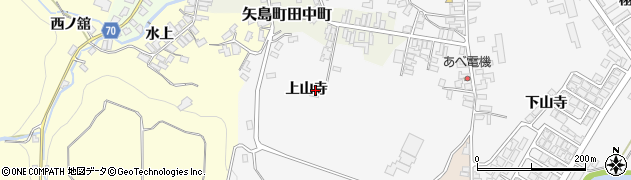 広祐寺周辺の地図