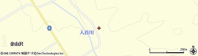 岩手県奥州市江刺米里(杉ノ下)周辺の地図