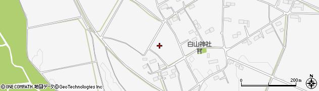 岩手県奥州市江刺稲瀬(水先)周辺の地図