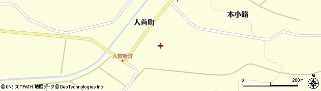 岩手県奥州市江刺米里(日出田)周辺の地図