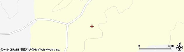 岩手県奥州市江刺米里(長沢田)周辺の地図