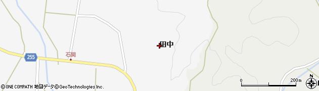 石洞寺周辺の地図