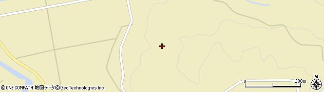 秋田県由利本荘市東由利黒渕(堀ノ越)周辺の地図