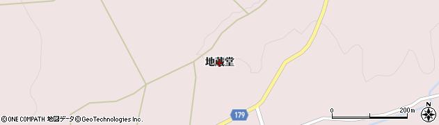 岩手県奥州市江刺梁川(地蔵堂)周辺の地図