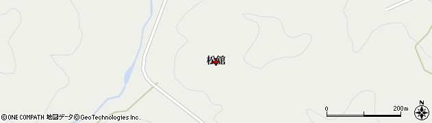 岩手県奥州市江刺広瀬(松舘)周辺の地図