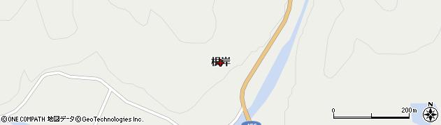 岩手県奥州市江刺広瀬(根岸)周辺の地図