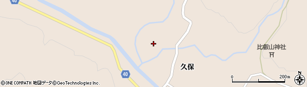 頓信寺周辺の地図