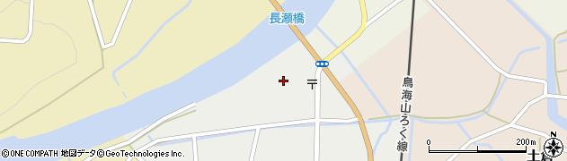 秋田県由利本荘市山本(下野)周辺の地図