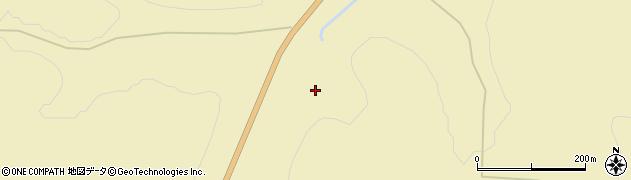 岩手県花巻市東和町上浮田(6区)周辺の地図