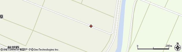 秋田県由利本荘市上野(内塒崎)周辺の地図