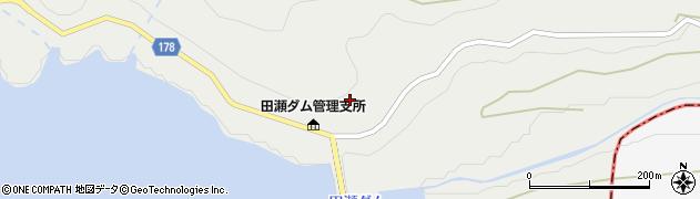 岩手県花巻市東和町田瀬(第39地割)周辺の地図