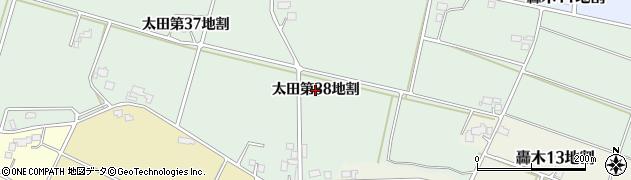 岩手県花巻市太田(第38地割)周辺の地図
