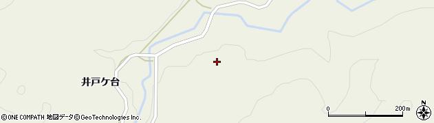 秋田県由利本荘市滝(滝ノ脇)周辺の地図