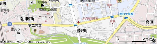 藤木神社周辺の地図