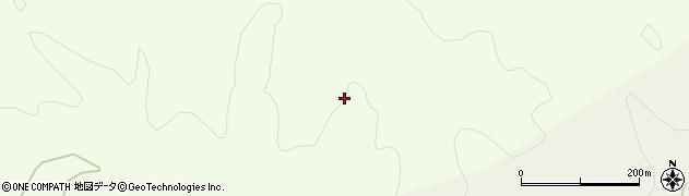 秋田県由利本荘市土谷(船ヶ台)周辺の地図