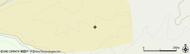 秋田県由利本荘市福山(鼻コクリ)周辺の地図