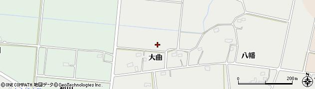 岩手県花巻市円万寺(大曲)周辺の地図