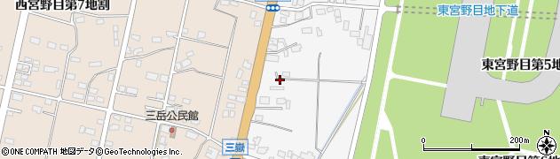岩手県花巻市東宮野目(第10地割)周辺の地図