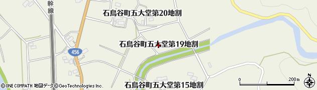 岩手県花巻市石鳥谷町五大堂(第19地割)周辺の地図