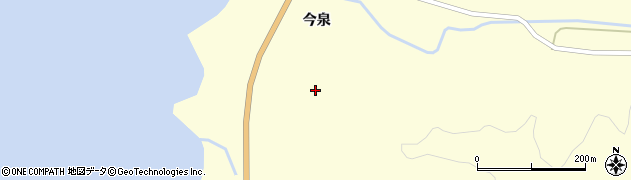 秋田県由利本荘市親川(小畑)周辺の地図