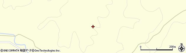 秋田県由利本荘市親川(柏木台)周辺の地図
