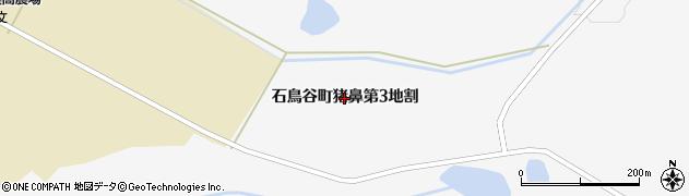 岩手県花巻市石鳥谷町猪鼻(第3地割)周辺の地図
