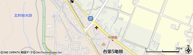 岩手県花巻市台(第5地割)周辺の地図