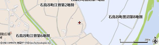 岩手県花巻市石鳥谷町江曽(第1地割)周辺の地図