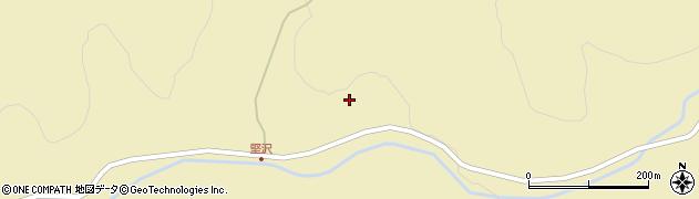 岩手県花巻市大迫町外川目(第3地割)周辺の地図