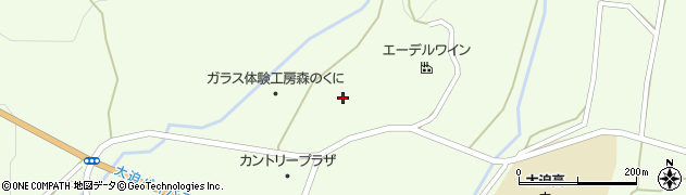 岩手県花巻市大迫町大迫(第10地割)周辺の地図