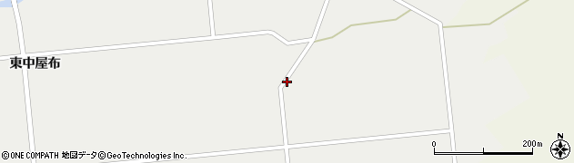 秋田県大仙市堀見内(南赤沼)周辺の地図