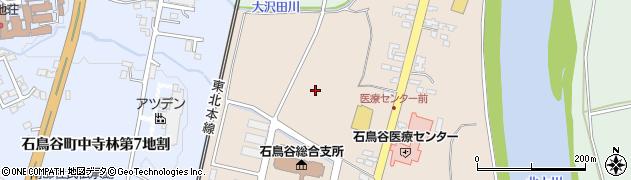 岩手県花巻市石鳥谷町八幡(第4地割)周辺の地図