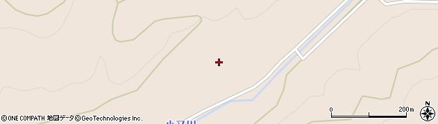 岩手県花巻市大迫町内川目(第23地割)周辺の地図