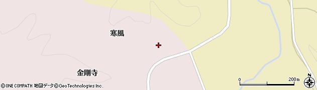 秋田県大仙市大沢郷宿(砂ノ前)周辺の地図