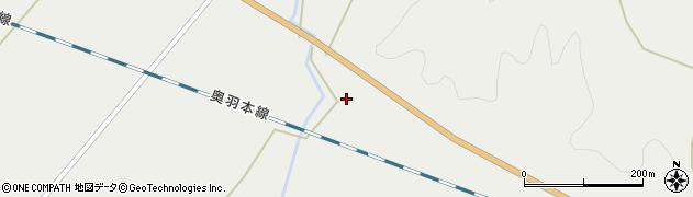 秋田県大仙市協和峰吉川(高寺下)周辺の地図