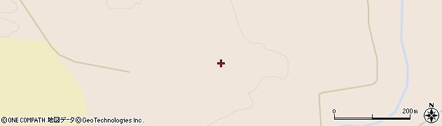 秋田県秋田市下浜長浜(横道)周辺の地図