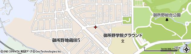 秋田県秋田市四ツ小屋小阿地(狸崎)周辺の地図