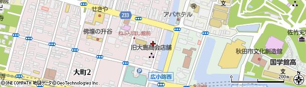 星辻神社周辺の地図