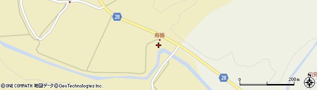 秋田県秋田市太平黒沢(真木)周辺の地図
