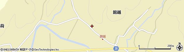 秋田県秋田市太平黒沢(平沢)周辺の地図
